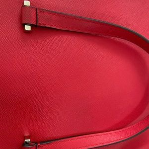 kate spade Bags - Red Kate Spade Maise  Medium Dome Satchel